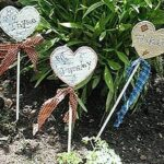 Garden Crafts: Country Plant Pokes
