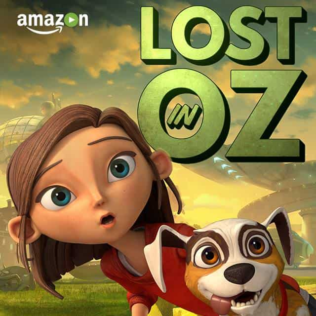 Lost In Oz is available to stream exclusively for Prime members via the Amazon Prime Video app for TVs; connected devices, including Fire TV and mobile devices; and online. Prime members can also download the series to mobile devices for offline viewing at no additional cost to their membership. Browse Amazon Original Kids Series at www.amazon.com/kidsoriginals.