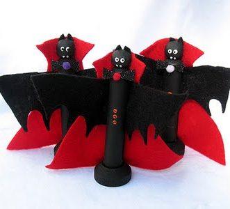 Clothespin Vampire Bats