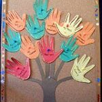 Thanksgiving Tree Craft for Kids