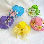 Styrofoam Cup Spring Bonnets