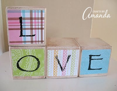baby love blocks diy