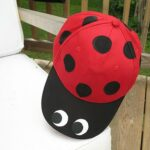 Ladybug Baseball Hat