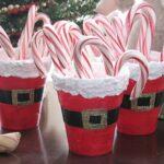 Santa's Belly Treat Cups