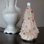 Coffee Filter Christmas Tree