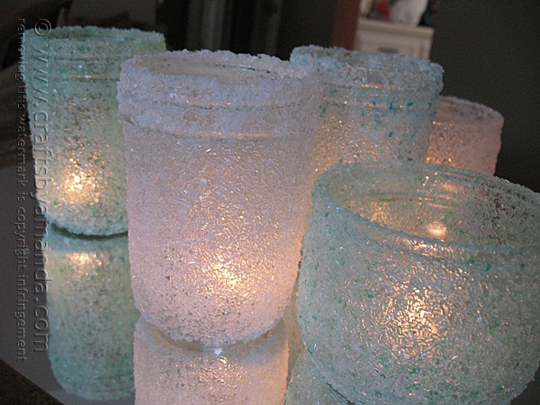 Epsom Salt Craft Ideas