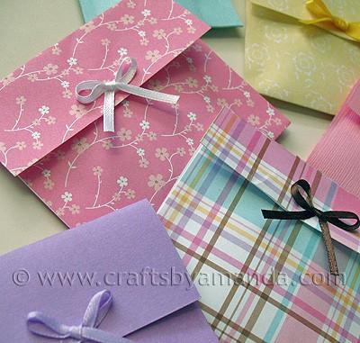 Make Valentine Tea Bags