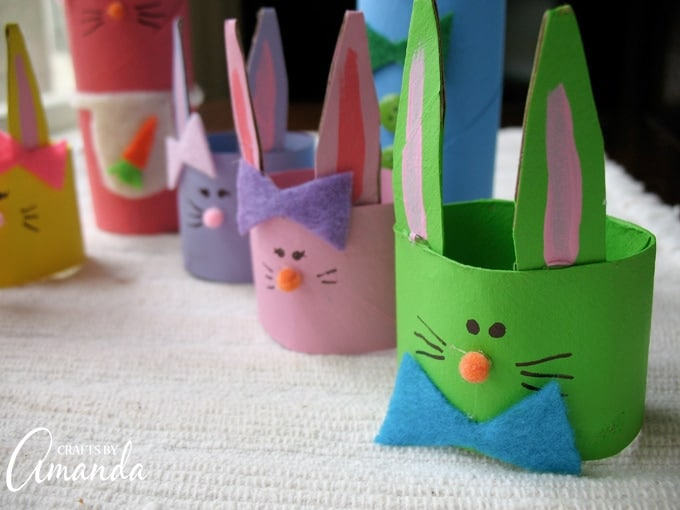 A fun and easy craft for Easter!