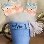 Hog Wash – A pig craft