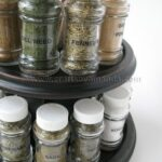 Spice Rack Makeover