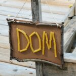Camp Crafts: Twig Name Plate