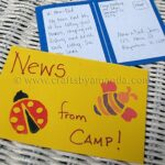 News from Camp Postcards