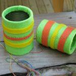 Camp Crafts: Tin Can Telephone