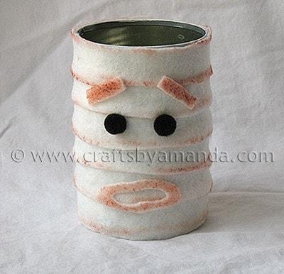 Tin Can Mummy