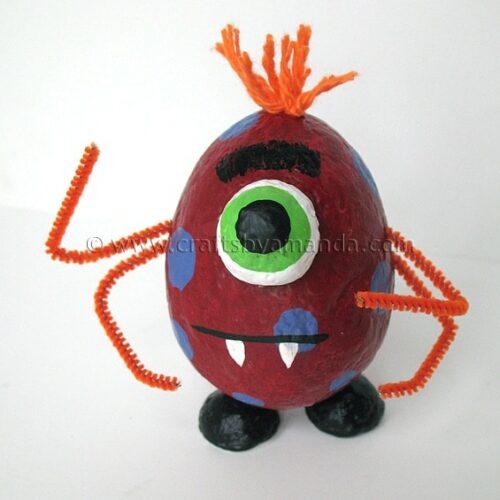 egg monster