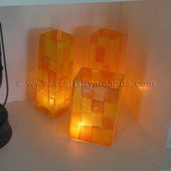 patchwork vases