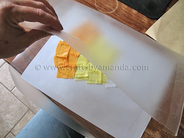 fold over film