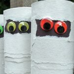 Cardboard Tube Mummies