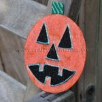 Glitter Pumpkin CD