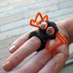 spider ring craft