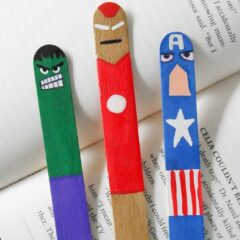 avengers bookmarks