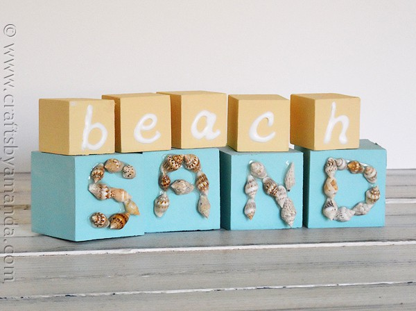Seashell Beach Blocks