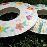 Paper Plate Frisbees