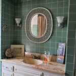 Bathroom Wall Sconce Makeover