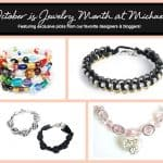 Jewelry Month Giveaway from Michaels