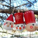 Scandinavian Wooden Ornaments