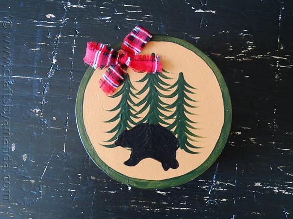 North Woods Gift Box - CraftsbyAmanda.com