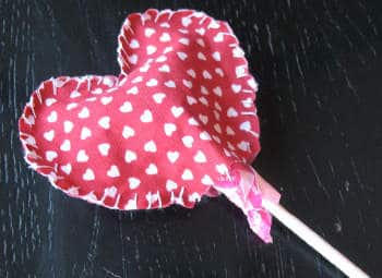 Valentine Cozy for Your Lollies