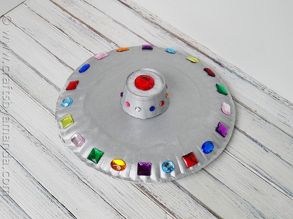 Ufo Craft For Kids