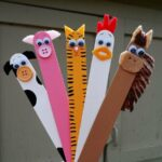 Craft Stick Crafts: Barnyard Farm Animals