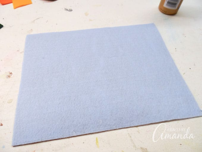 Felt Board Craft Step 2