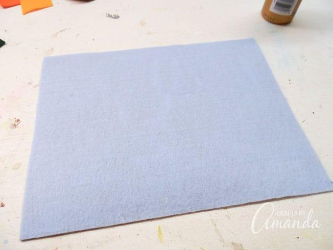 Felt Board Craft Step 2