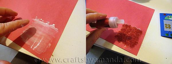 Make cute Robot Valentines from CraftsbyAmanda.com @amandaformaro