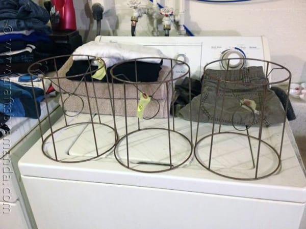Makeover: Distressed Shutters at CraftsbyAmanda.com @amandaformaro