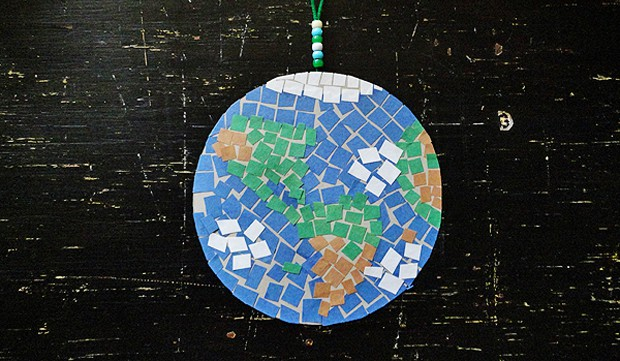 Mosaic Earth
