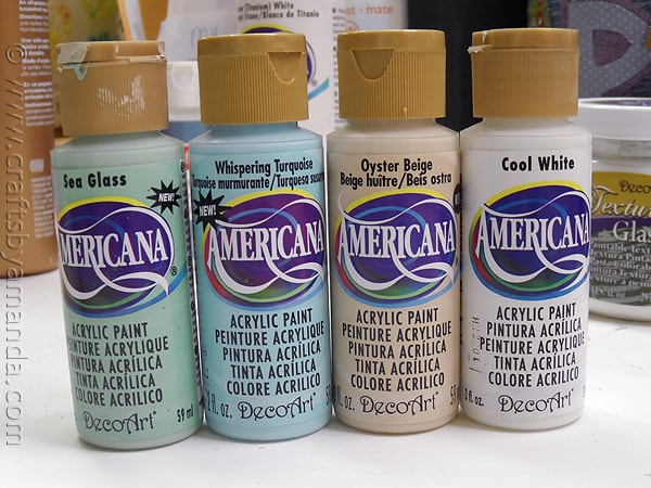 DecoArt Americana paint