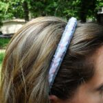 Braided Recycled T-shirt Headband