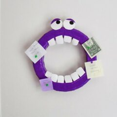 Duck Tape® Monster Corkboard by @amandaformaro CraftsbyAmanda.com