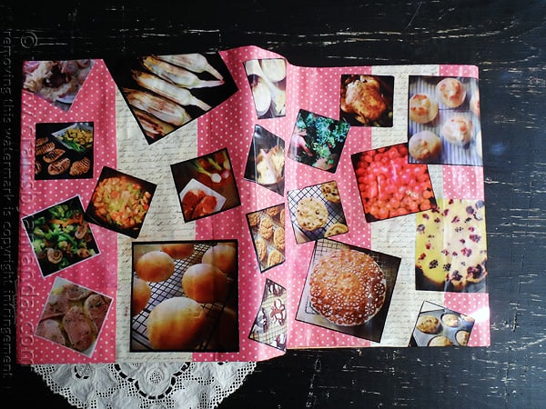 Make an Instagram Cookbook Cover by @amandaformaro - Crafts by Amanda