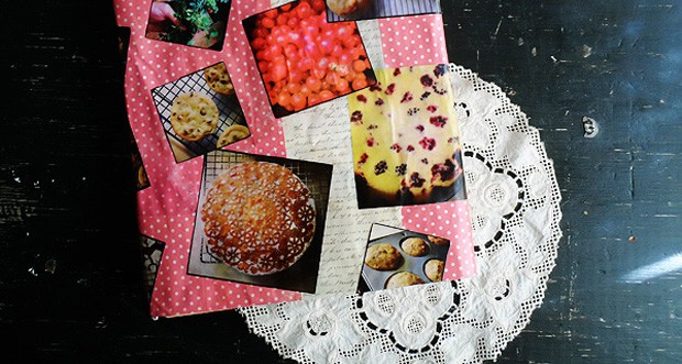 Make an Instagram Cookbook Cover