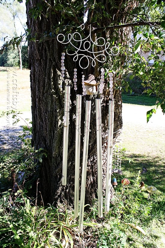 Garden Decor Windchime