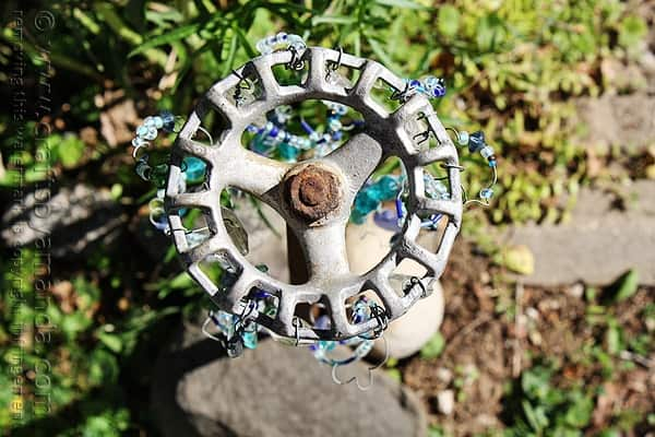 A Watering Can That Pours Crystals @amandaformaro Crafts by Amanda
