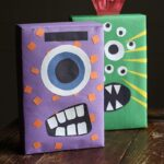 Cereal Box Monsters @amandaformaro Crafts by Amanda