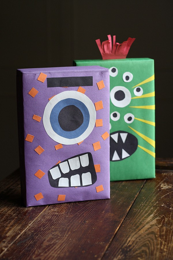 Cereal Box Monsters Crafts By Amanda