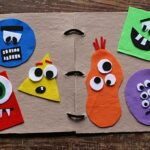 Make a Monster Felt Board by @amandaformaro Crafts by Amanda