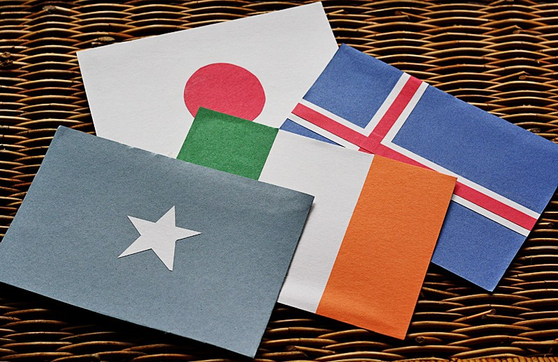 United Nations Flags With Names Flag Craft and Flash C...